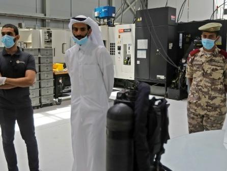 """Trois ans après l'embargo, le coronavirus renforce le """"made in Qatar"""""""
