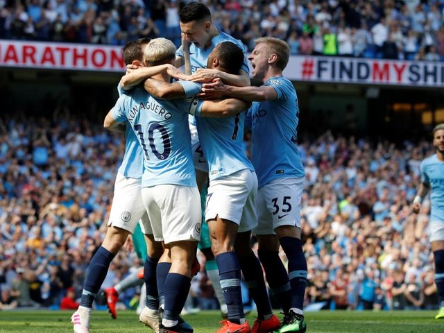 Foot/Angleterre: Manchester City s'offre une petite revanche face à Tottenham