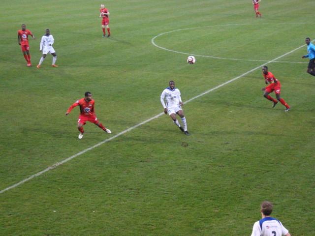 Foot : Un match à oublier pour le FC Dieppe