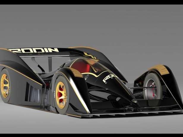 Rodin F-Zero, mieux qu'une Formule 1 ?