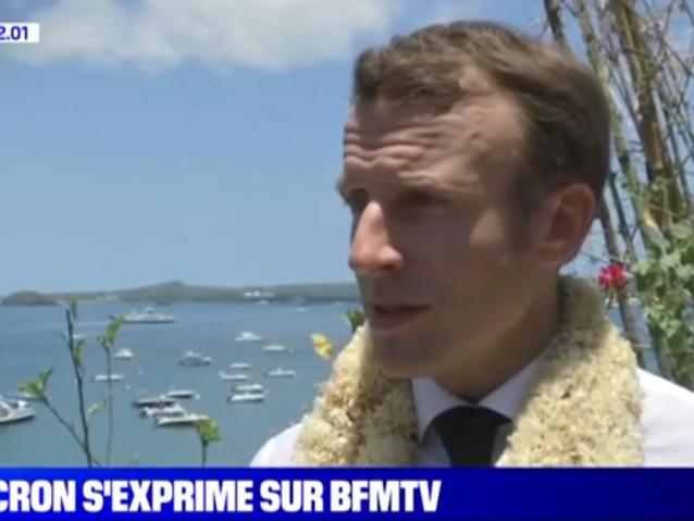 Laïcité, voile et communautarisme : Macron répète ses incantations