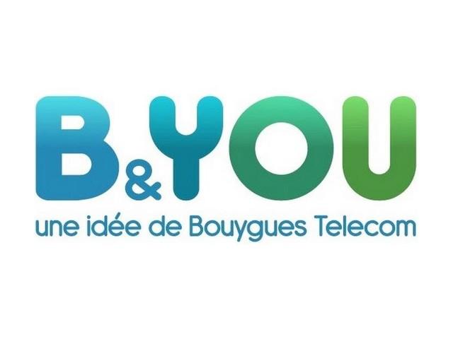 [Bon Plan] Forfait B&You avec 100 Go de 4G : 14,99 € par mois