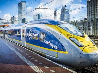 Eurostar lance sa liaison directe Amsterdam-Londres