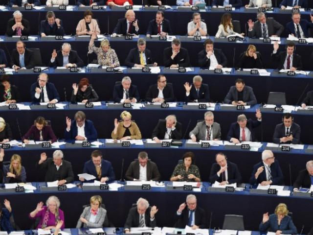 Avec quels groupes voteront vos députés au parlement européen ?