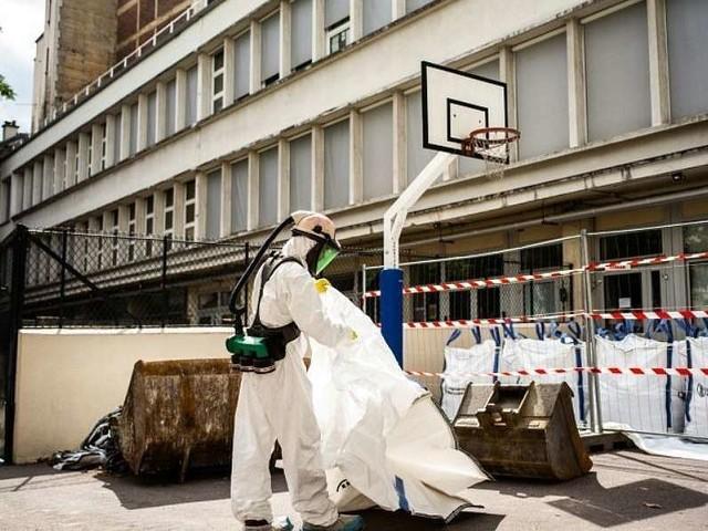 Plomb à Paris : pas de signal d'alerte sanitaire après les premiers dépistages