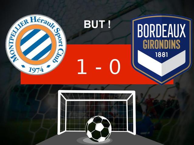 Montpellier - Bordeaux: le Montpellier HSC peut y croire pour l'instant, le match en direct