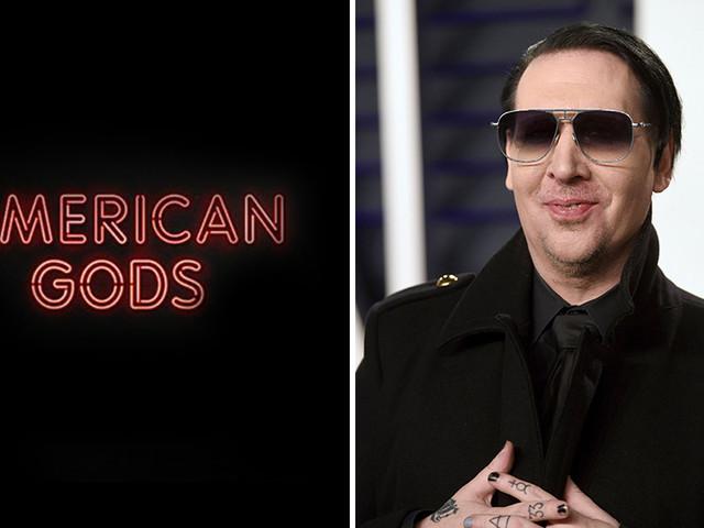 American Gods : Marilyn Manson rejoint le casting de la saison 3