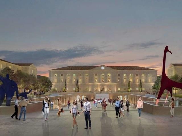 """A Libourne, """"le plus grand complexe œnotouristique d'Europe"""" en projet"""