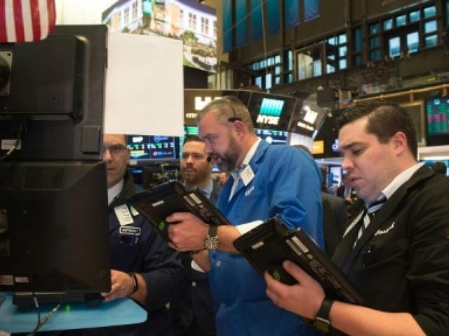 Wall Street monte après des résultats de banques et des indicateurs en demi teinte