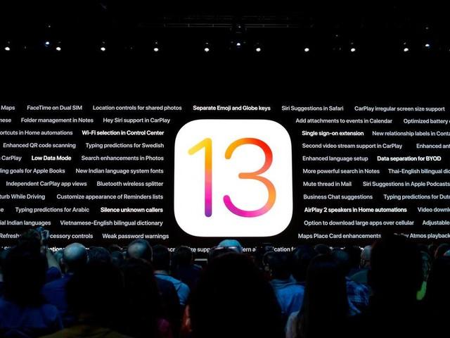 La seconde bêta d'iOS 13.3.1 est disponible