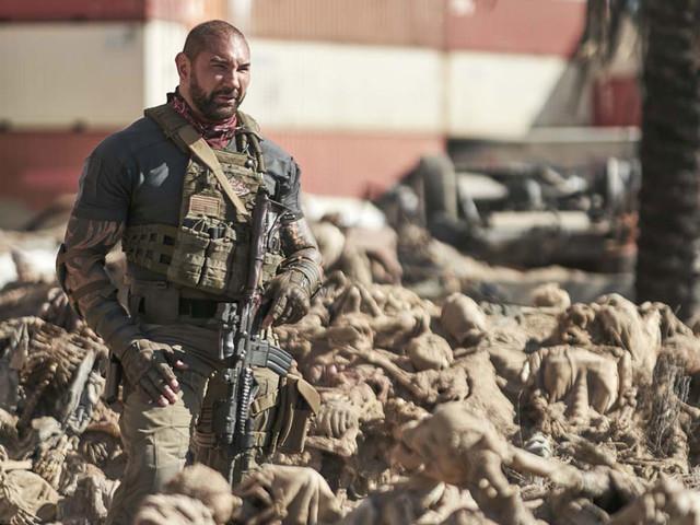 Army of the Dead : Zack Snyder prépare déjà une suite