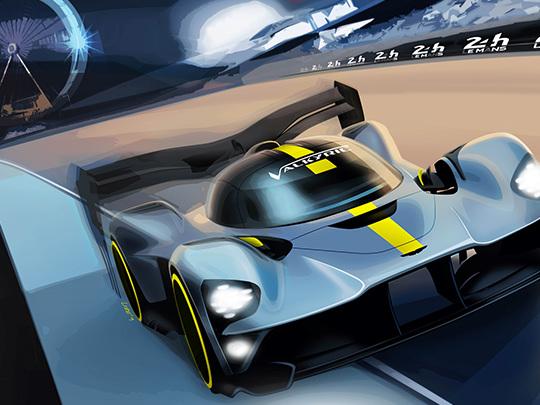 Endurance, Aston Martin va engager au moins 2 Valkyrie dans la nouvelle catégorie hypercar