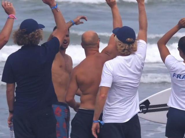 «Sur la vague de Tokyo», le documentaire sur les qualifications des quatre surfeurs français aux JO de Tokyo