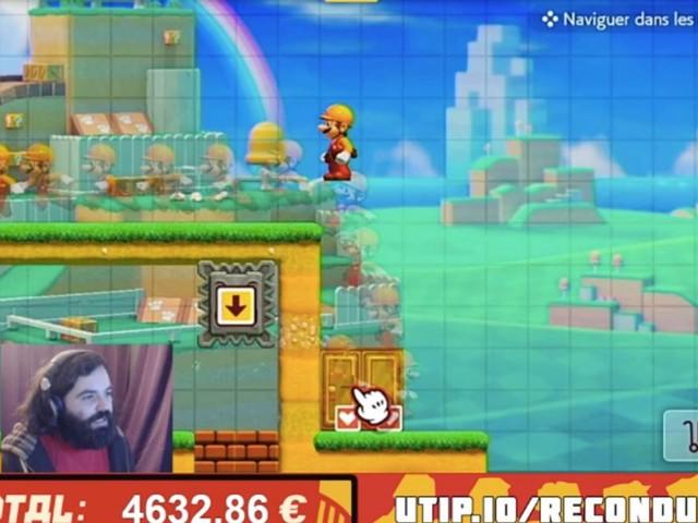 Sur Twitch, la grève est soutenue par un marathon de jeux vidéo