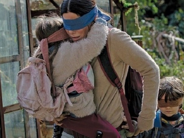 """Bird Box"" avec Sandra Bullock a beaucoup inspiré les spectateurs"