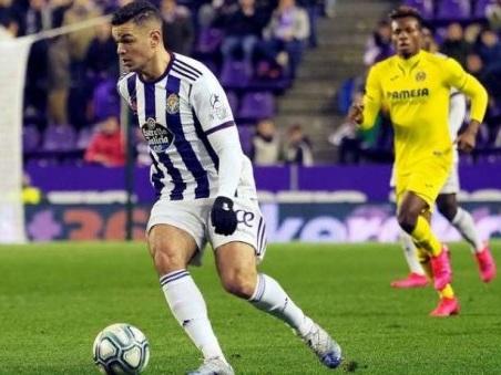Valladolid : la Sampdoria lorgne Hatem Ben Arfa
