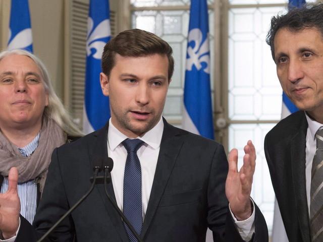 Québec solidaire a suscité «l'appétit médiatique» cet hiver