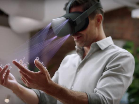 Oculus Quest : le suivi des mouvements arrive cette semaine sur le casque VR de Facebook
