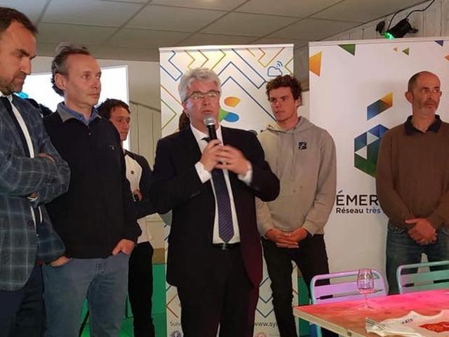 Aude : le Syndicat audois d'énergies et du numérique s'affiche au Mondial du Vent