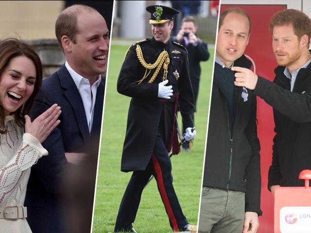 Public Royalty : Le Prince William a 35 ans ! Revivez sa folle année en images !