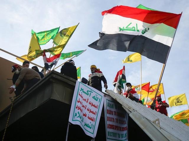 Quel est ce groupe paramilitaire derrière l'attaque de l'ambassade américaine en Irak