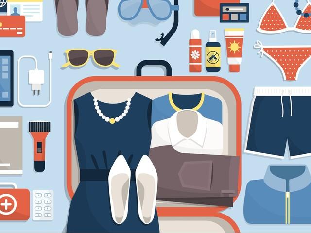 Comment faire sa valise comme une hôtesse de l'air
