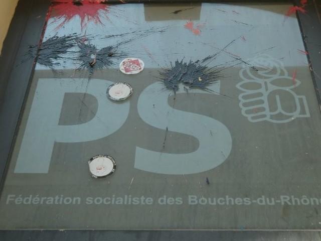 Le Parti socialiste met son siège de Marseille en vente (cette fois, ce n'est pas une blague)