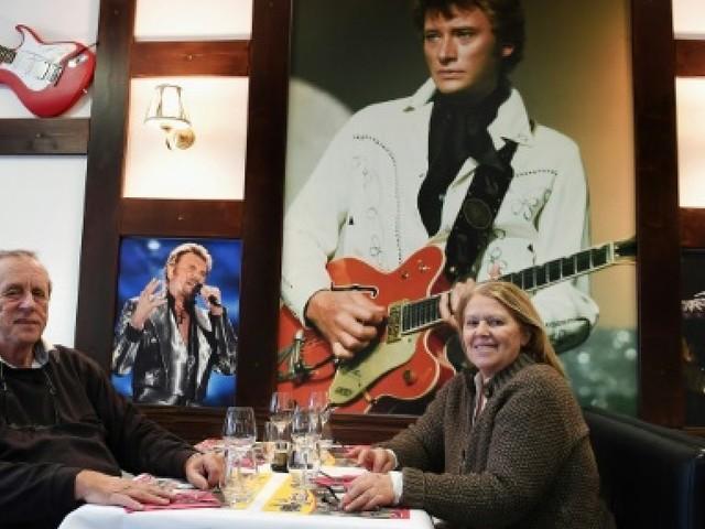 En Alsace, les fans de Johnny inaugurent un restaurant dédié à leur idole