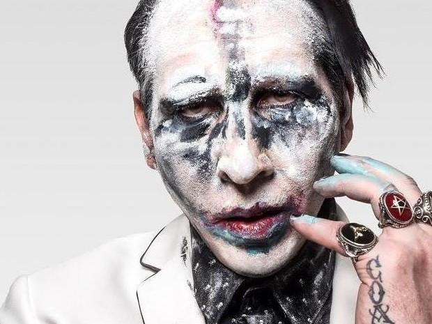Marilyn Manson : 1 reprise de Ministry + 3 nouveaux titres en live