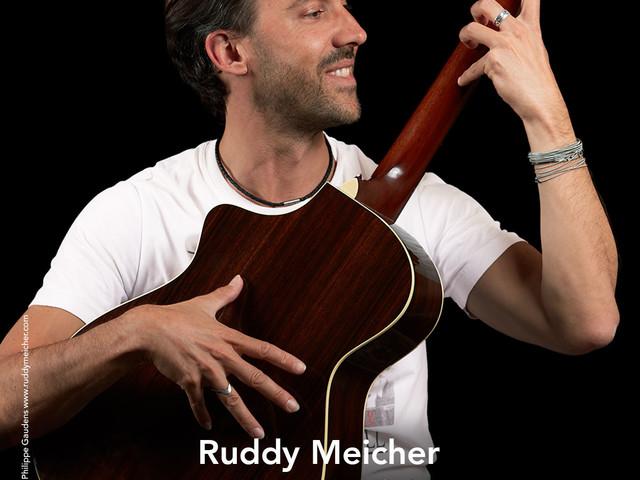 Interview de Pascal Legitimus et Ruddy Meicher (GuitarTiste)