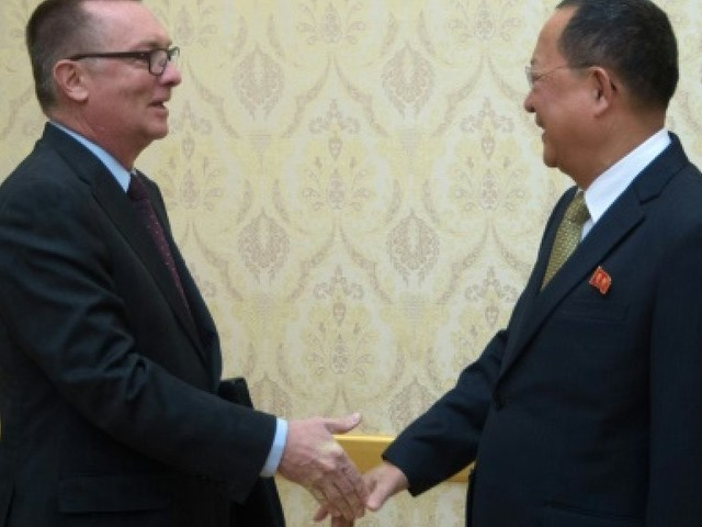"""La Corée du Nord accuse Washington de """"chantage"""" lors de discussions avec l'ONU"""