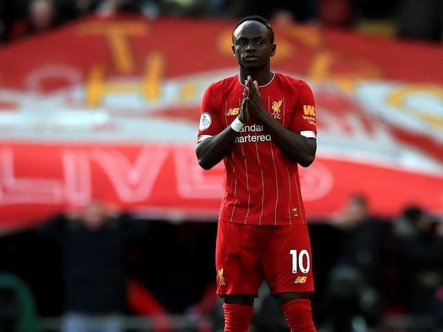 Liverpool – Watford: la belle demande de Sadio Mané à Troy Deeney à la fin de la rencontre