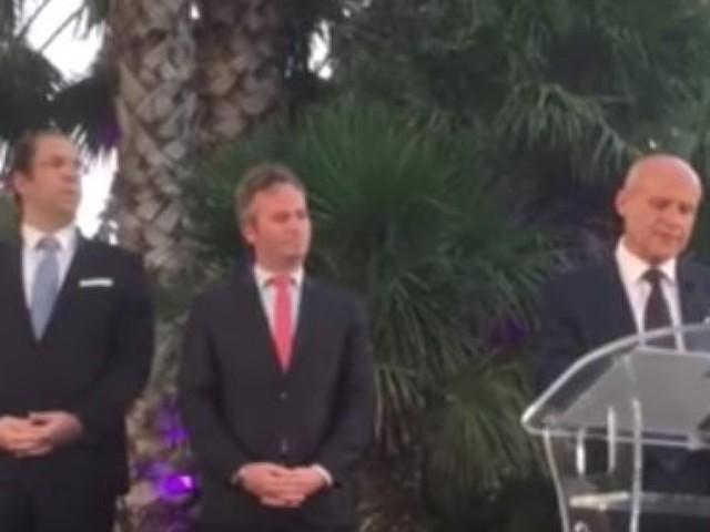 """L'ambassadeur de France en Tunisie, Olivier Poivre d'Arvor: """"Shyrine Azzabi, tu incarnes l'espérance de nos deux peuples"""" (VIDÉO)"""