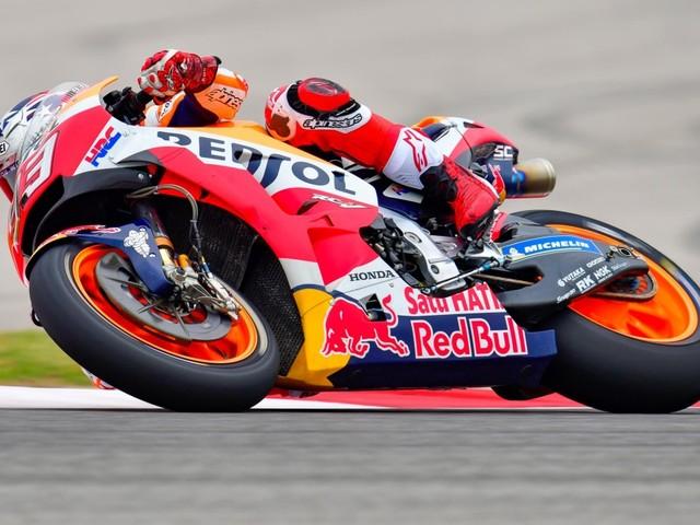 MotoGP : nouvelle pole américaine pour Marquez