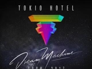 Live Report : Tokio Hotel @ L'Olympia, Paris - 21/03/17