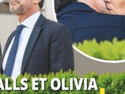 Olivia Grégoire évite Manuel Valls comme la peste (photo)