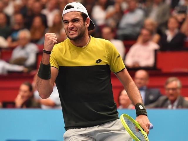Classement ATP : Berrettini surgit dans le top 10 et rêve de Masters, De Minaur prend du galon