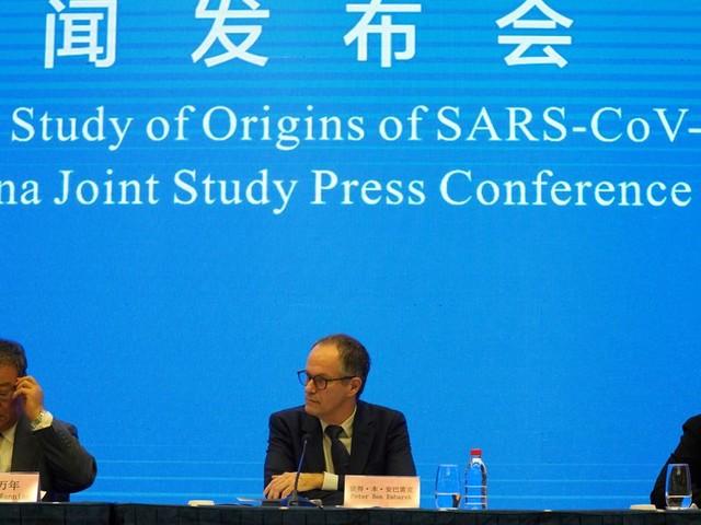 """Des experts de l'OMS réclament à la Chine """"plus de données"""" sur les origines du Covid"""