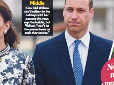 Prince William, Kate Middleton, bisbille avant Noël, étrange rôle de la Reine