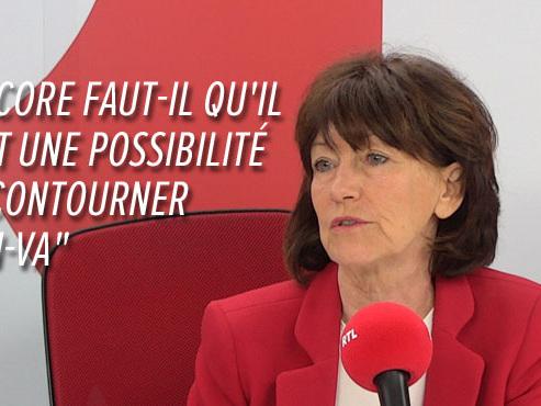 """Laurette Onkelinx: """"Nous espérons pouvoir faire un gouvernement sans la N-VA"""""""