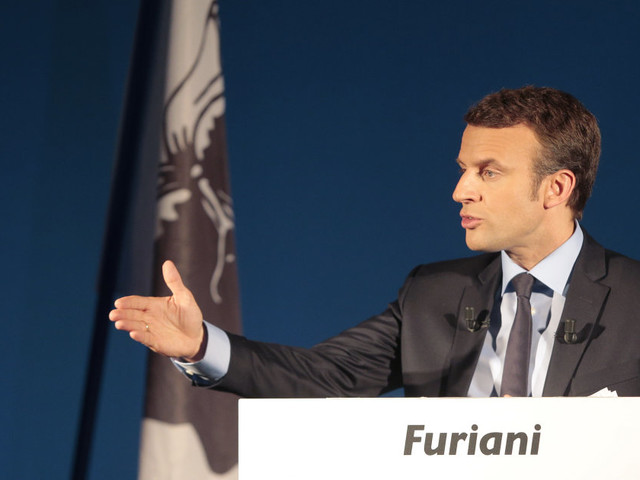 Macron et le dilemme corse: alignement d'étoiles et sérieux trous noirs