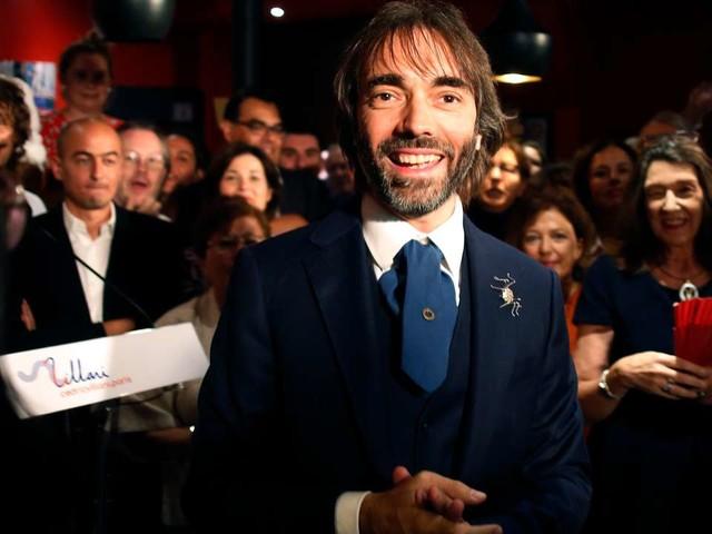 Elections municipales à Paris : Cédric Villani attaque Benjamin Griveaux pour un sondage «biaisé»