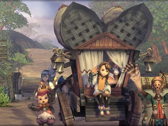 Tokyo game show 2019 (tgs) - Final Fantasy Crystal Chronicles Remastered Edition prend date et sera jouable en cross-play