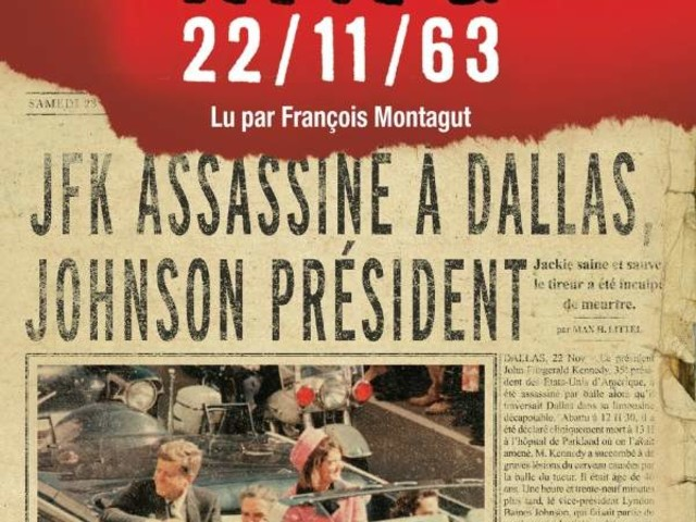 22/11/63 - Stephen King (audio)