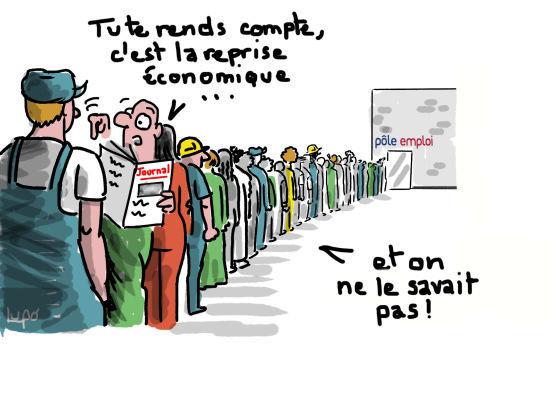 Brève - Chômage : un fléau permanent indissociable du capitalisme en crise