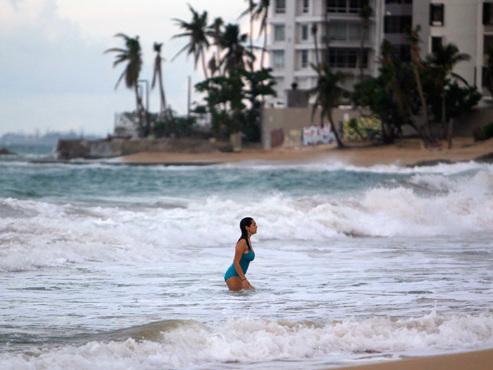 """""""Despacito"""" est déjà loin pour certains endroits de Porto Rico: l'ouragan Maria a emporté le tourisme"""