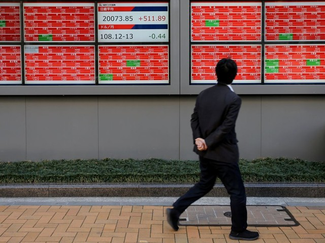 A Tokyo, le Nikkei finit en baisse de 0,76%