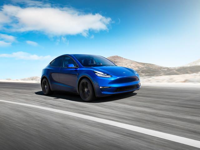 Tesla va livrer ses premières Model Y plus tôt que prévu