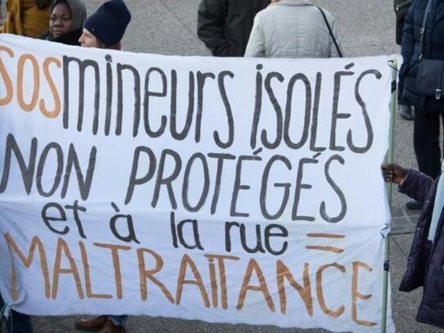 Médecins sans frontières dresse un constat accablant sur le sort des migrants mineurs en France