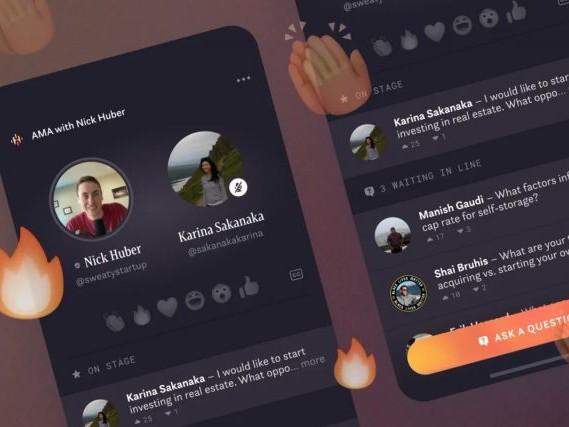 Facebook veut concurrencer Clubhouse avec Hotline